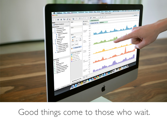 Tableau for OS X